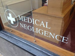 Medical negligence - Law firm